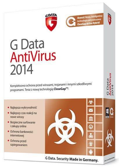 G Data AntiVirus 2015 rus
