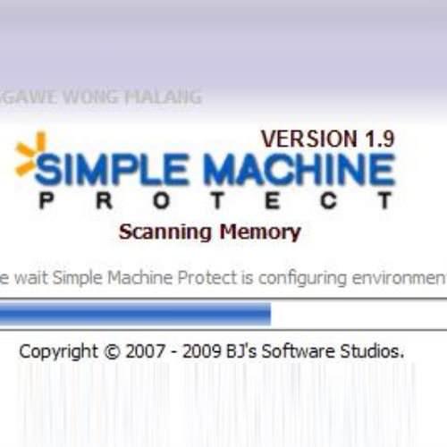 Simple Machine Protect 1.9.4 - простой антивирус для ноутбука