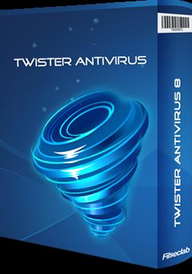 Twister Antivirus 8 - лучший антивирусник для Windows 7