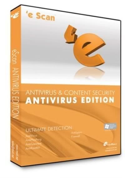 eScan Anti-Virus 2015
