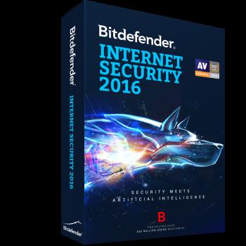 Скачать бесплатно Bitdefender Internet Security 2016 на 180 дней