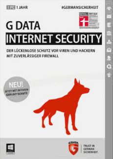 G Data Internet Security 2017