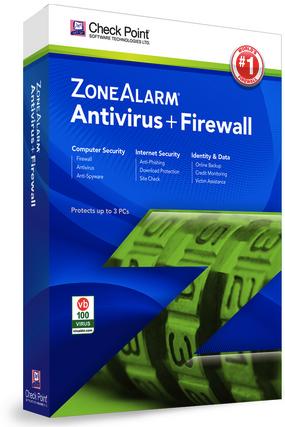 ZoneAlarm Antivirus + Firewall - бесплатный антивирус с фаерволом