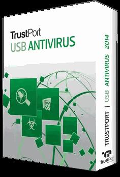 TrustPort -  USB антивирус с шифрованием