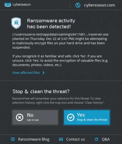 антивирус для защиты от шифрования