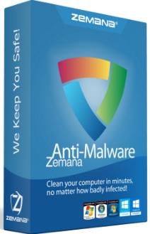 Zemana AntiMalware - облачный антивирусный сканер